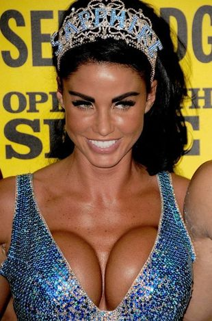 Ta pani niedawno zmniejszyła piersi! (FOTO)