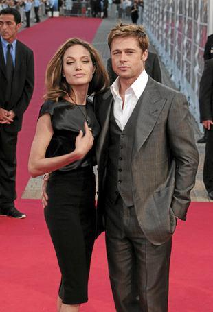 Kto ma chrapkę na Angelinę Jolie?