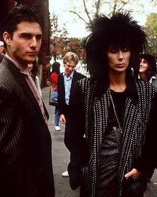 Kiedy Cher miała romans z Tomem Cruisem...