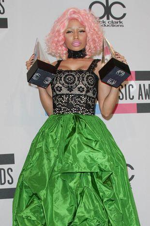 Nicki Minaj idzie w zaparte (FOTO)