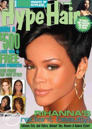 Dlaczego Rihanna obcięła włosy?