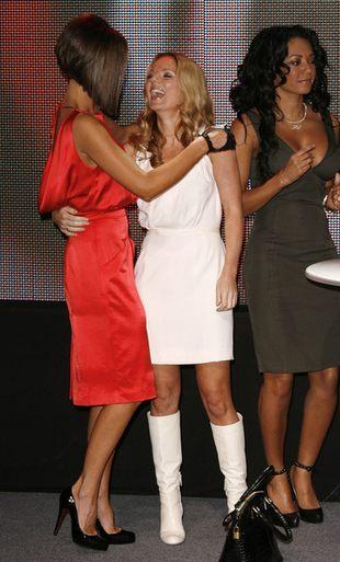 Spice Girls kłócą się jak stare kocice