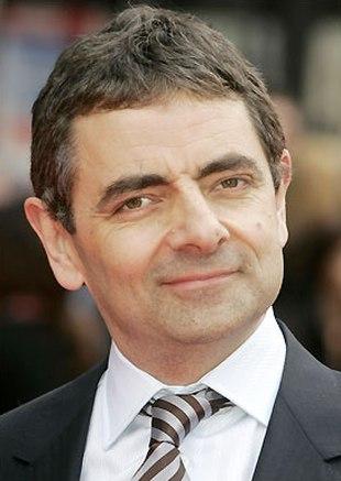 Rowan Atkinson, czyli Jaś Fasola, miał wypadek