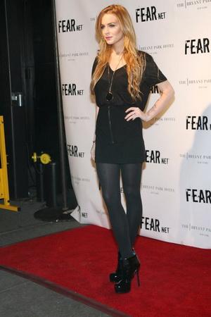 Lindsay Lohan niczym Marilyn Monroe (FOTO)