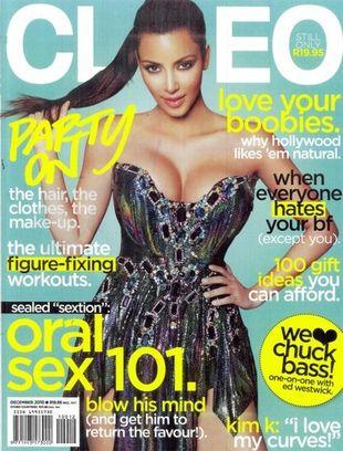 Kim Kardashian ma nową fryzurę