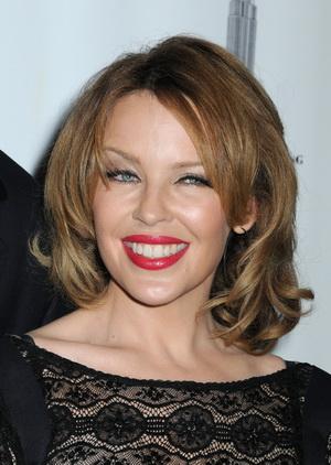 Soczyste usta Kylie Minogue (FOTO)