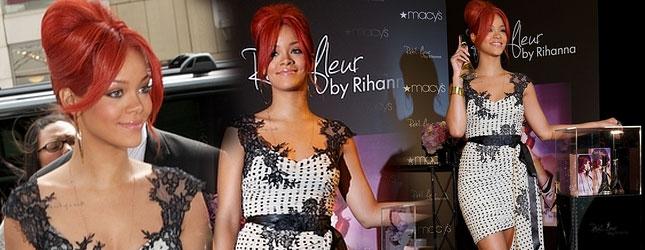 Czy Rihanna w końcu dojrzewa? (FOTO)