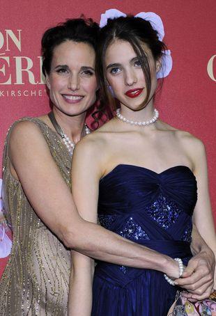 Andie MacDowell chwali się piękną córką (FOTO)