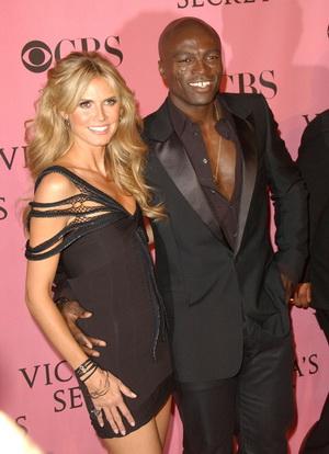 Heidi Klum i Seal odnowili przysięgę małżeńską (FOTO)