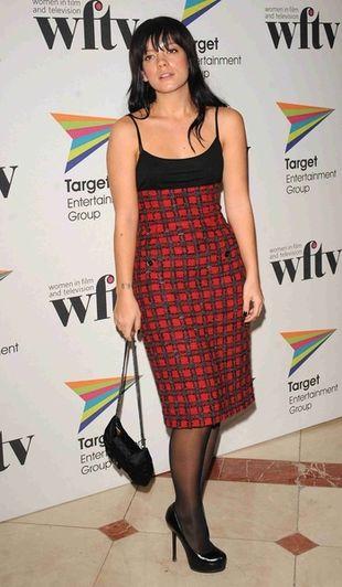 Lily Allen schudła dzięki hipno - diecie