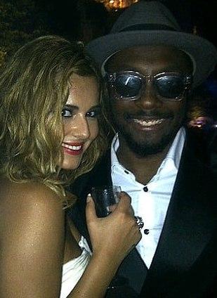 Cheryl Cole już imprezuje