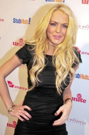 Czy ten wizerunek Lindsay Lohan należy już do przeszłości?
