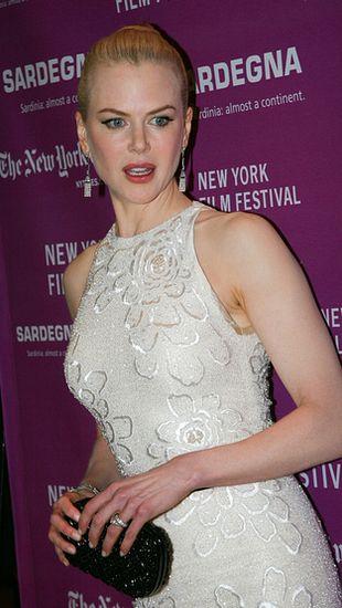 Nicole Kidman nie poroniła
