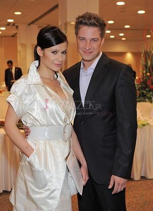 Maciej Jachowski i jego piękna partnerka (FOTO)