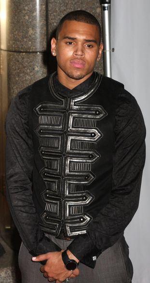 Chrisowi Brownowi grożą śmiercią!