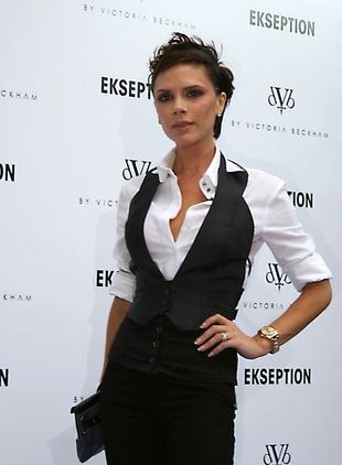 Co Victoria Beckham znalazła pod choinką?