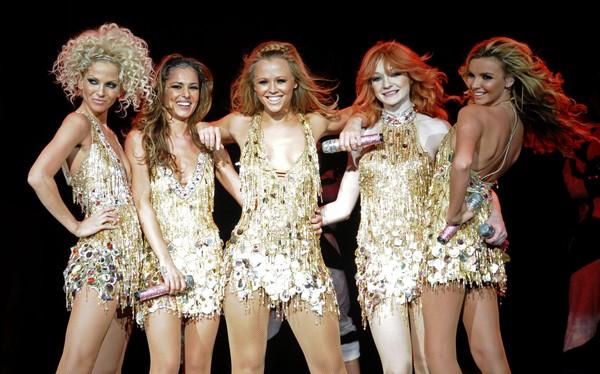 Seksowny 2009 rok w wydaniu Girls Aloud