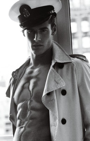 Supermodel Charles Devoe nie żyje