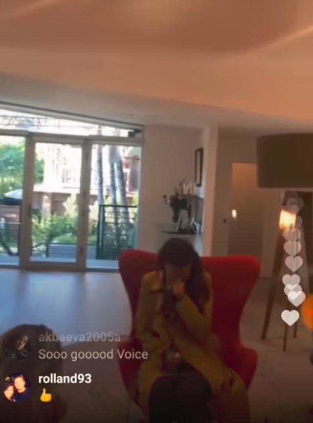 Zestresowana Edyta Górniak udaje Beyonce przed Hadidem!