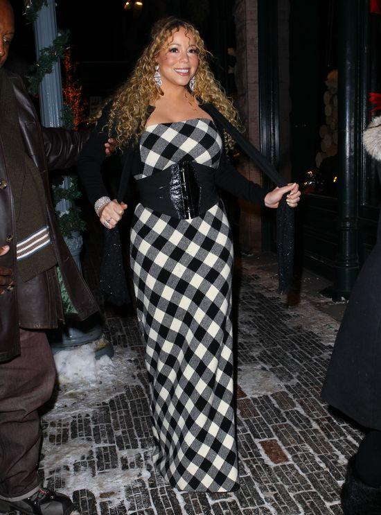 Mariah Carey świętuje swoje 44. urodziny (FOTO)