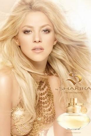 S by Shakira - zdjęcia promocyjne nowego zapachu (FOTO)