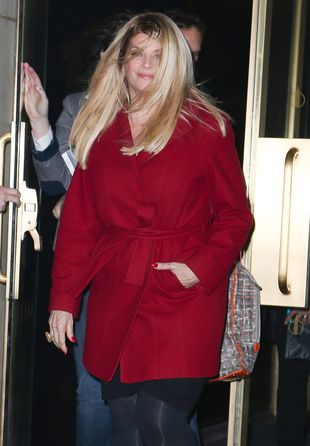 Kirstie Alley: Muszę zrzucić 14 kilogramów!