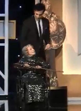 Sacha Baron Cohen zabił staruszkę! (VIDEO)