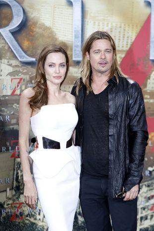 Angelina Jolie i Brad Pitt starają się o dziecko?
