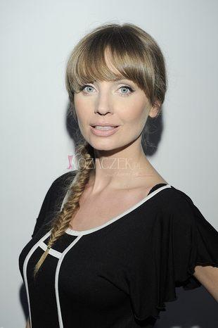 Agnieszka Szulim w dziewczęcym wydaniu (FOTO)