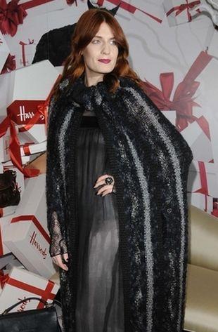 Mroczna Florence Welch (FOTO)
