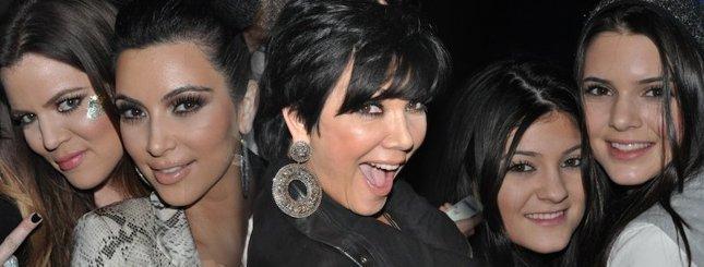 Kardashianowie szaleją na koncercie The Throne (FOTO)