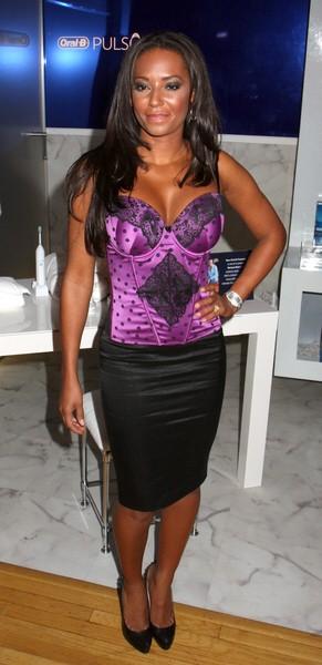 Mel B w Playboyu