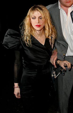 Courtney Love skrytykowała Madonnę
