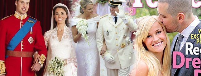 Najpiekniejsze śluby 2011