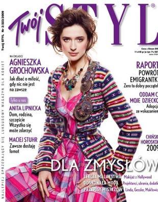 Odmieniona Agnieszka Grochowska (FOTO)