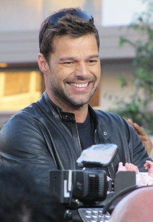 Ricky Martin wychodzi za mąż