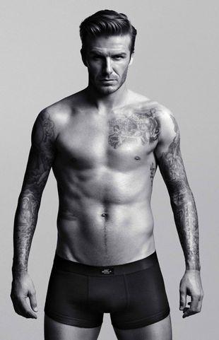 Powrót naprężonego Davida Beckhama (FOTO)