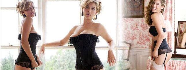 Kelly Brook - czysta erotyka! (FOTO)