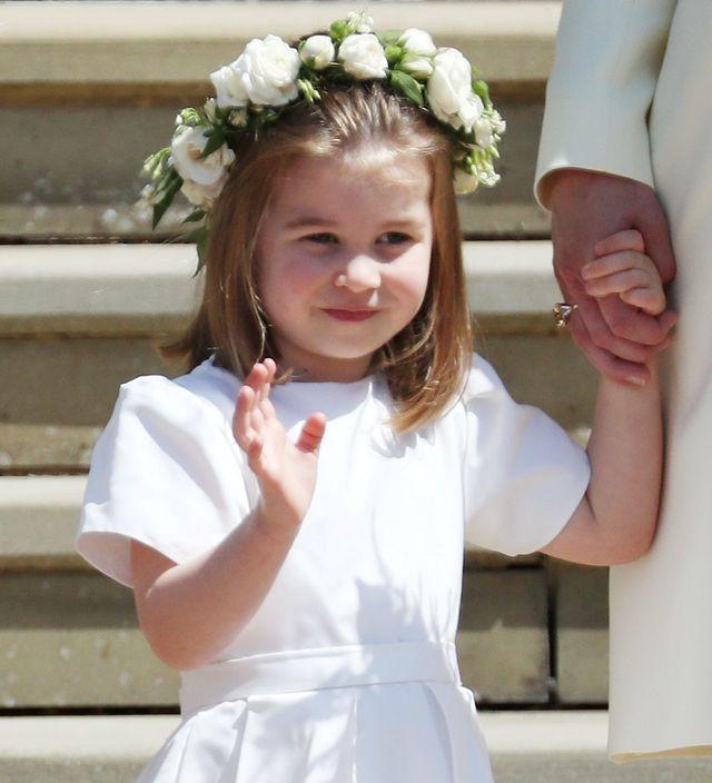Internauci zwracają uwagę na WAŻNY szczegół dotyczący księżniczki Charlotte!