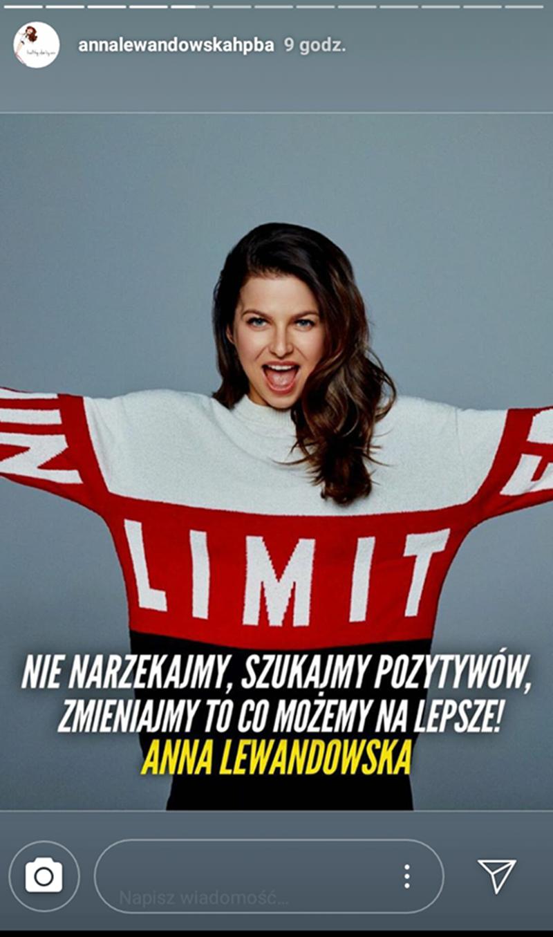 Ten tekst Anny Lewandowskiej ROZBAWI do ŁEZ!