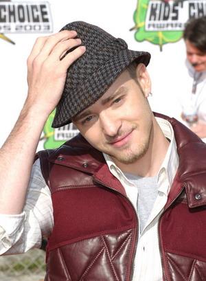 Timberlake pokaże jak radzi sobie z piłeczkami
