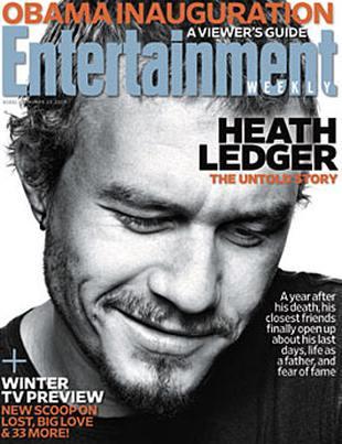 Mija rok od śmierci Heatha Ledgera