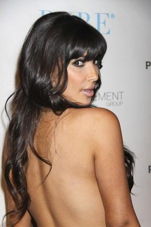 Kim Kardashian i jej mleczny shake