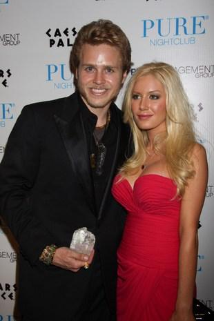 Spencer Pratt opublikuje seks taśmę jego i Heidi