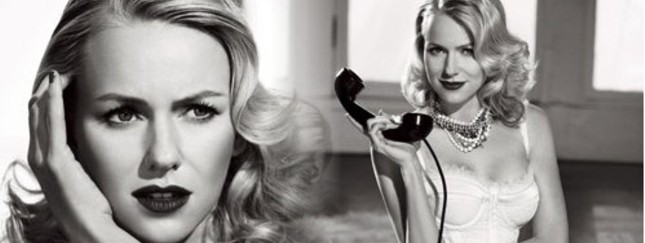 Naomi Watts w Vanity Fair (FOTO)