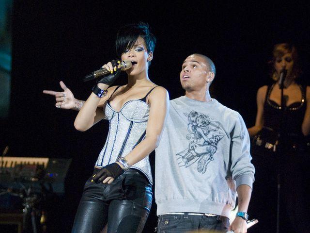 Chris Brown i Rihanna znowu razem!