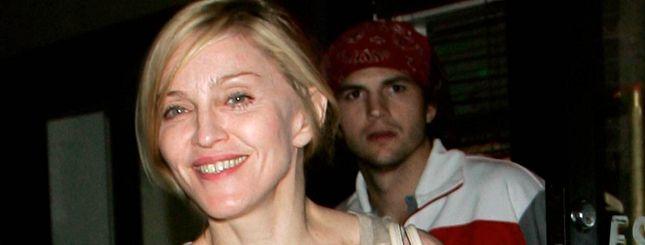 Madonna ma włosy na klacie