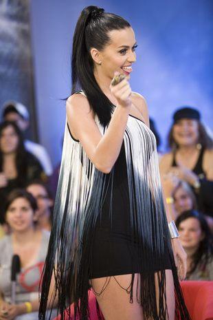 Koński ogon Katy Perry (FOTO)