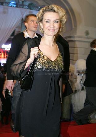 Joanna Trzepiecińska została sama