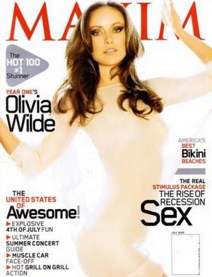 Olivia Wilde w Maximie (FOTO)
